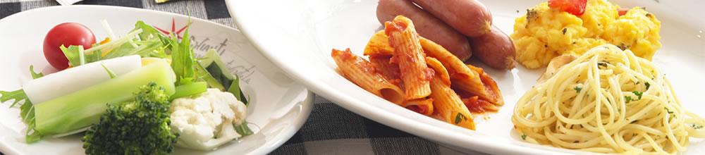 ランチにお勧め!上野のイタリアン、イルキャンティのモーニングブッフェ